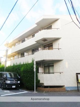東京都新宿区、早稲田駅徒歩6分の築34年 3階建の賃貸マンション