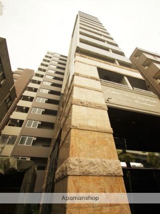 東京都新宿区、飯田橋駅徒歩5分の築5年 14階建の賃貸マンション