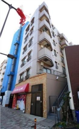 東京都新宿区、東新宿駅徒歩12分の築34年 8階建の賃貸マンション