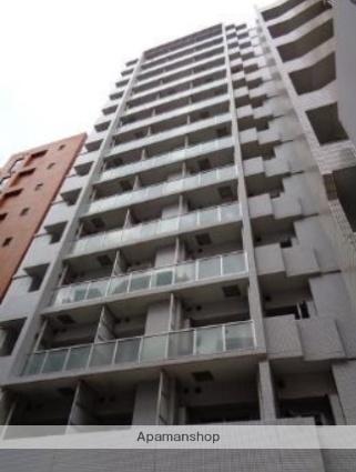 東京都千代田区、飯田橋駅徒歩9分の築12年 14階建の賃貸マンション