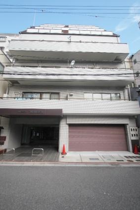 東京都文京区、御茶ノ水駅徒歩13分の築28年 8階建の賃貸マンション