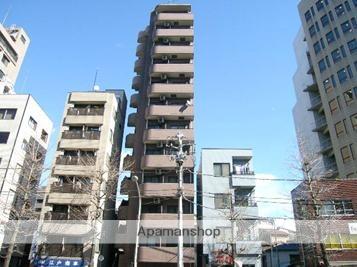 東京都文京区、茗荷谷駅徒歩15分の築19年 12階建の賃貸マンション