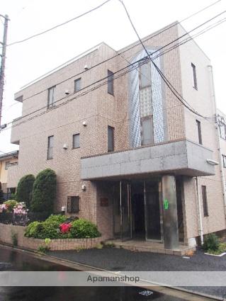 東京都中野区、都立家政駅徒歩16分の築16年 3階建の賃貸マンション