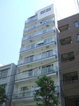 東京都千代田区、秋葉原駅徒歩3分の築11年 9階建の賃貸マンション