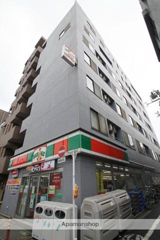 東京都新宿区、東新宿駅徒歩9分の築20年 7階建の賃貸マンション