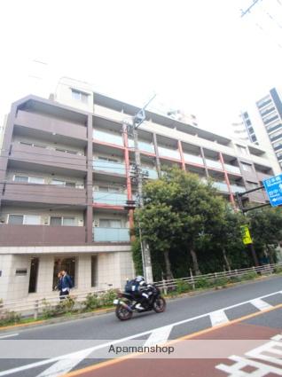 東京都文京区、千駄木駅徒歩15分の築11年 6階建の賃貸マンション