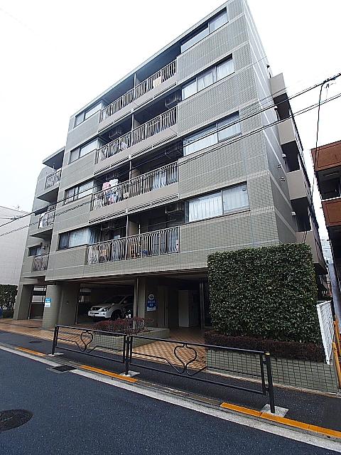 東京都文京区、巣鴨駅徒歩5分の築25年 5階建の賃貸マンション