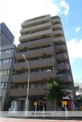 東京都新宿区、飯田橋駅徒歩5分の築13年 10階建の賃貸マンション