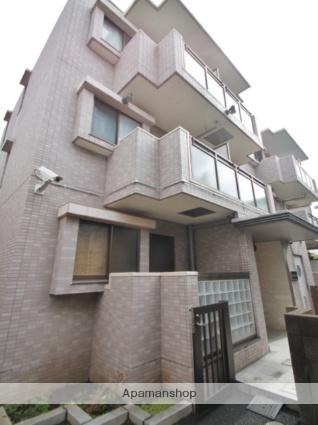 東京都新宿区、早稲田駅徒歩7分の築16年 3階建の賃貸マンション