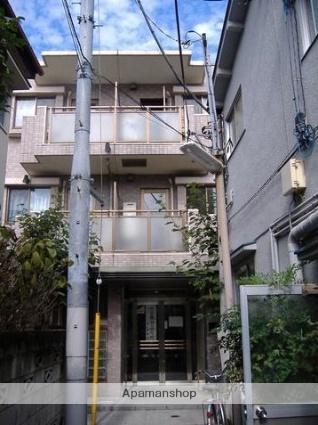東京都新宿区、早稲田駅徒歩8分の築16年 3階建の賃貸マンション