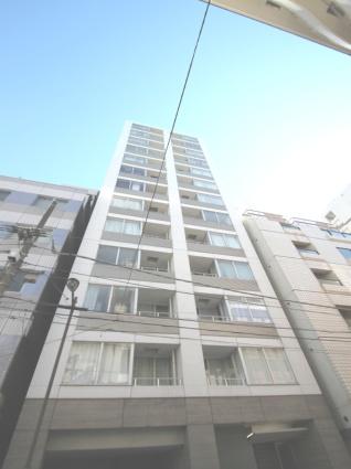 東京都千代田区、淡路町駅徒歩5分の築11年 13階建の賃貸マンション
