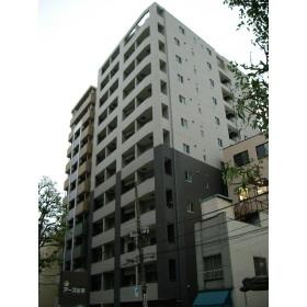東京都千代田区、神田駅徒歩6分の築10年 12階建の賃貸マンション