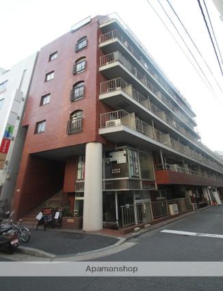 東京都千代田区、淡路町駅徒歩4分の築37年 12階建の賃貸マンション