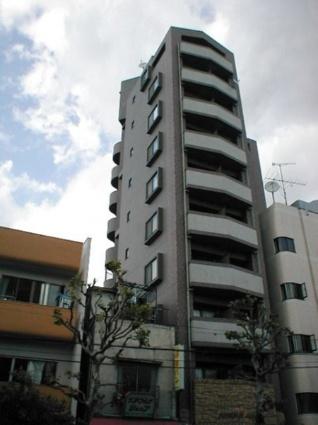 東京都新宿区、早稲田駅徒歩1分の築18年 10階建の賃貸マンション