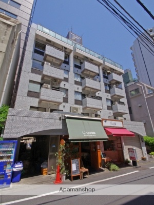東京都千代田区、九段下駅徒歩11分の築36年 8階建の賃貸マンション
