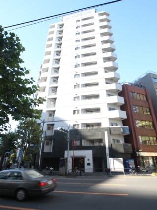 東京都千代田区、神田駅徒歩4分の築12年 14階建の賃貸マンション