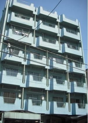 東京都文京区、新大塚駅徒歩5分の築37年 7階建の賃貸マンション