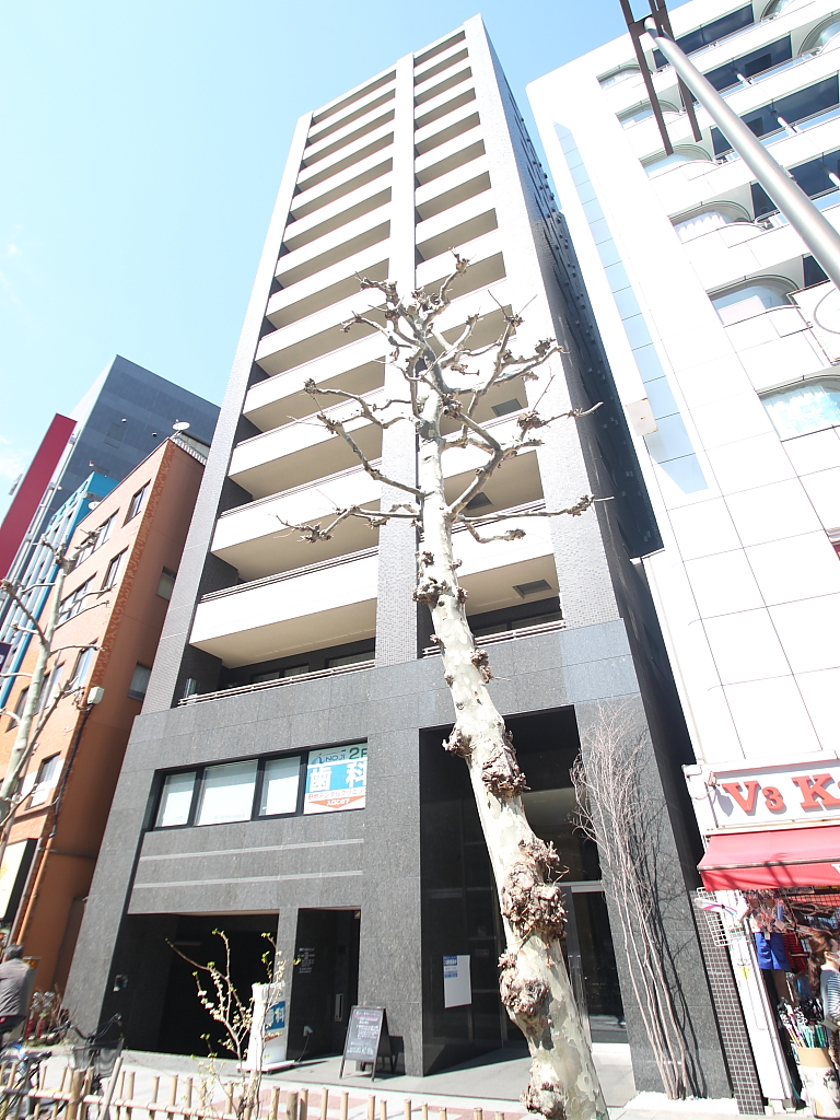 東京都千代田区、御茶ノ水駅徒歩7分の築11年 14階建の賃貸マンション