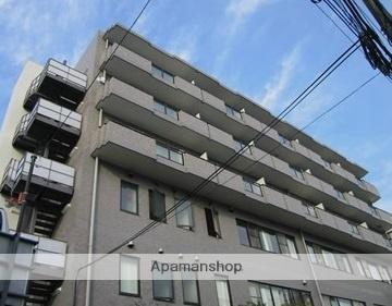 東京都文京区、茗荷谷駅徒歩14分の築20年 6階建の賃貸マンション