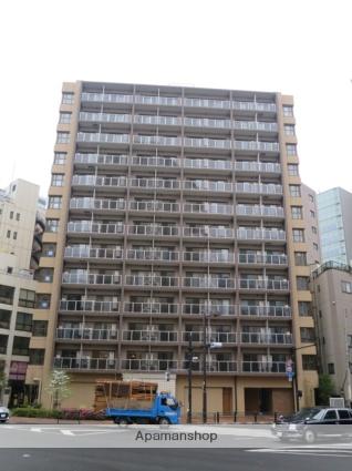 東京都千代田区、飯田橋駅徒歩5分の築2年 13階建の賃貸マンション