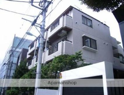 東京都新宿区、神楽坂駅徒歩5分の築27年 4階建の賃貸マンション