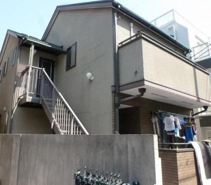 東京都新宿区、東長崎駅徒歩23分の築17年 2階建の賃貸アパート