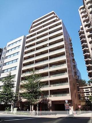東京都文京区、茗荷谷駅徒歩12分の築32年 14階建の賃貸マンション