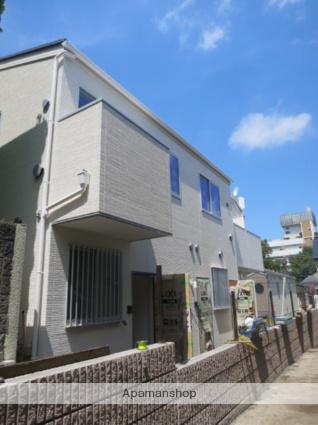 東京都新宿区、早稲田駅徒歩14分の築1年 2階建の賃貸アパート