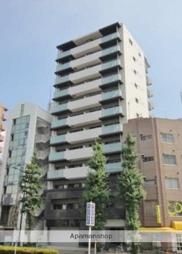 東京都新宿区、早稲田駅徒歩10分の築1年 12階建の賃貸マンション