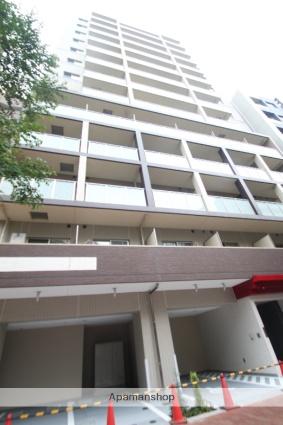 東京都千代田区、飯田橋駅徒歩6分の新築 13階建の賃貸マンション