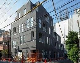 東京都新宿区、神楽坂駅徒歩10分の新築 4階建の賃貸マンション