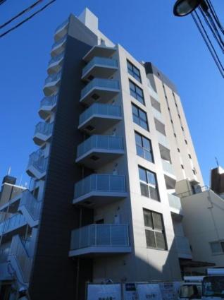 東京都新宿区、神楽坂駅徒歩11分の新築 10階建の賃貸マンション