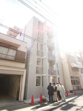 東京都文京区、水道橋駅徒歩5分の新築 5階建の賃貸マンション