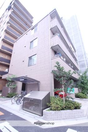 東京都文京区、神楽坂駅徒歩16分の築8年 4階建の賃貸マンション