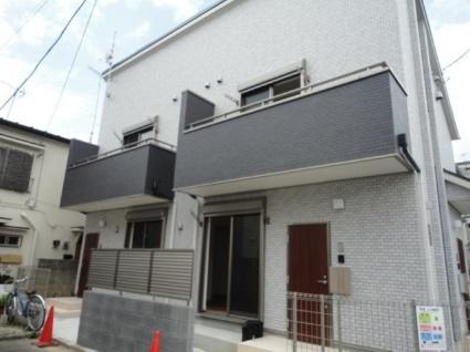 東京都新宿区、東長崎駅徒歩13分の築1年 2階建の賃貸アパート