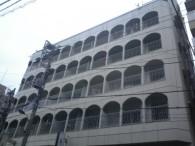東京都文京区、上野広小路駅徒歩7分の築43年 6階建の賃貸マンション
