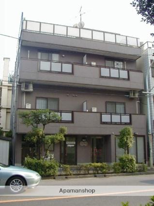 東京都新宿区、神楽坂駅徒歩10分の築17年 3階建の賃貸マンション