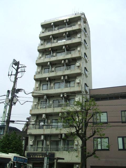 東京都文京区、新大塚駅徒歩8分の築31年 9階建の賃貸マンション