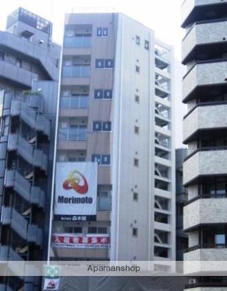 東京都文京区、御茶ノ水駅徒歩7分の築5年 9階建の賃貸マンション