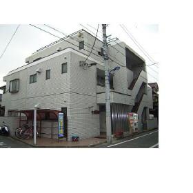 東京都中野区、中村橋駅徒歩14分の築30年 3階建の賃貸マンション
