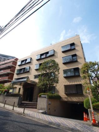 東京都文京区、京成上野駅徒歩10分の築29年 5階建の賃貸マンション