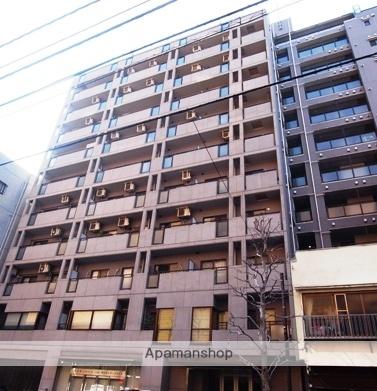 東京都千代田区、飯田橋駅徒歩5分の築17年 12階建の賃貸マンション