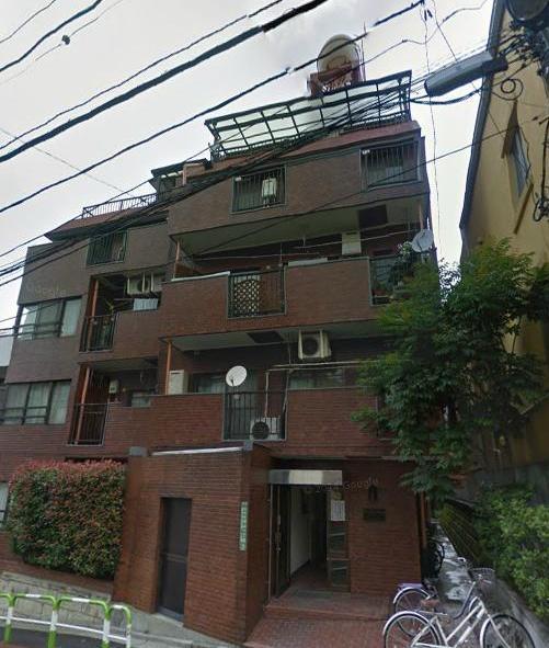 東京都文京区、後楽園駅徒歩10分の築36年 5階建の賃貸マンション