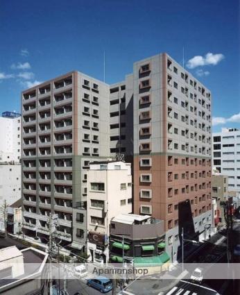 東京都千代田区、神田駅徒歩2分の築10年 13階建の賃貸マンション