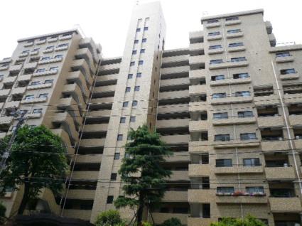 東京都文京区、新大塚駅徒歩4分の築33年 14階建の賃貸マンション