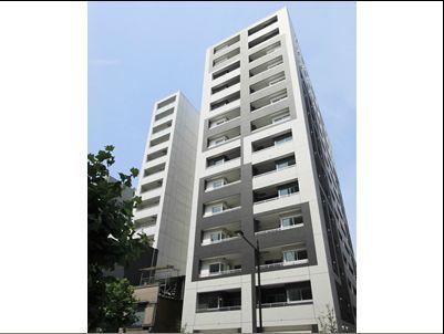 東京都中央区、八丁堀駅徒歩3分の築9年 14階建の賃貸マンション