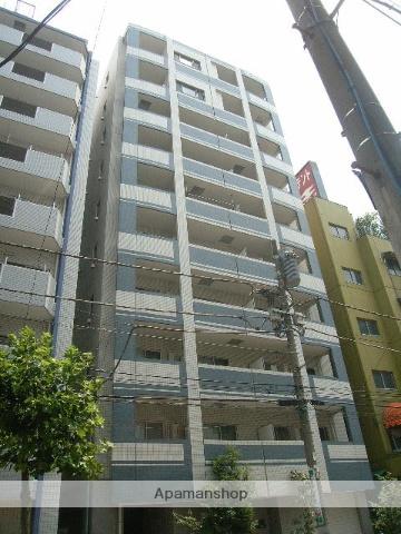 東京都台東区、仲御徒町駅徒歩11分の築9年 10階建の賃貸マンション
