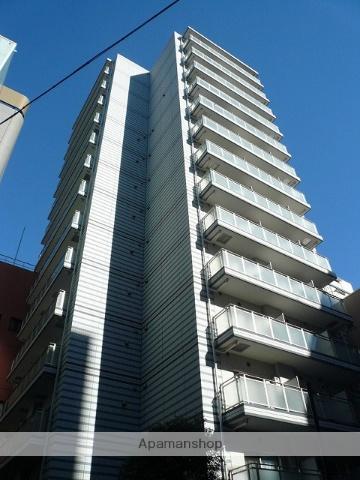 東京都港区、浜松町駅徒歩1分の築10年 14階建の賃貸マンション