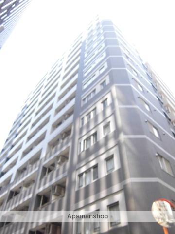 東京都中央区、新日本橋駅徒歩2分の築12年 15階建の賃貸マンション
