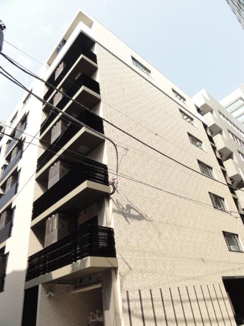 東京都中央区、水天宮前駅徒歩3分の築2年 7階建の賃貸マンション